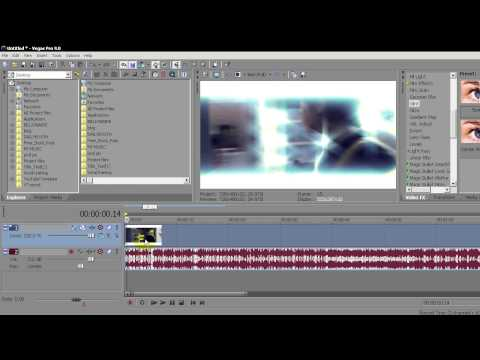 NO MORE LAG IN SONY VEGAS (RAM PREVIEW)