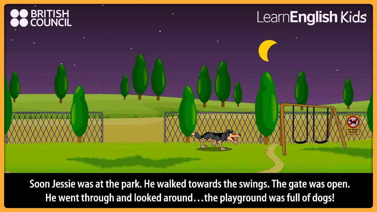Dog Story For Kids Kids Stories Learnenglish