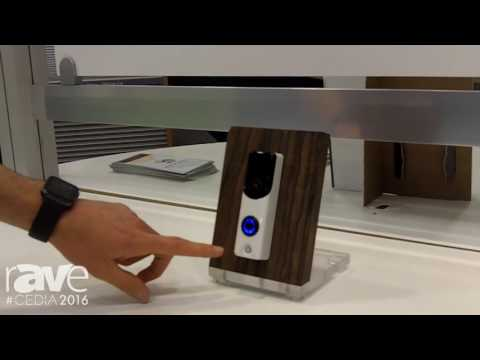 CEDIA 2016: Skybell Presents Trim Plus, a Battery and Wire Powed Video Doorbell