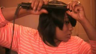 Homemade Wig/Quick Weave w/Outre Premium Duby hair {Protective Style