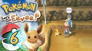 COME OTTENERE CHARMANDER! - Pokemon Let's Go Eevee Pikachu ITA - [Episodio 6 Gameplay ]