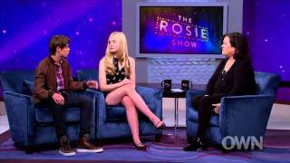 Elle Fanning & Colin Ford on The Rosie Show - 8th December 2011 Part 1