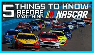 5 Things to Know Before Watching NASCAR