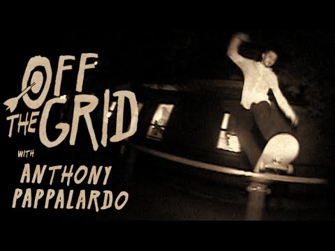 Anthony Pappalardo - Off The Grid