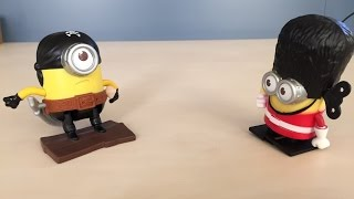 Minions in slow motion