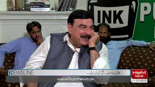 Election Special: Interview with Sheikh Rasheed | Newsline