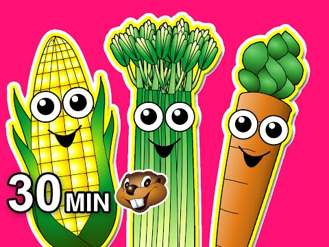"""Veggie Pizza"" 30 Minute Collection 