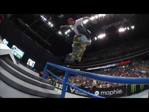 Street League 2012: The 9 Club - Paul Rodriguez Stop 3