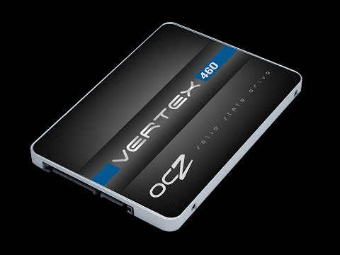 OCZ Vertex 460 240GB Solid State Drive Review