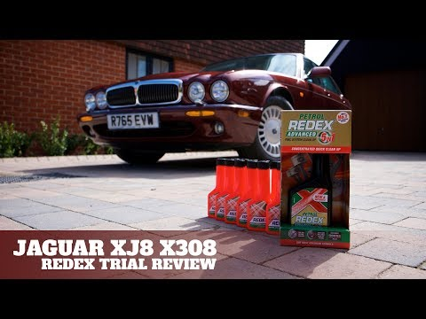 Take to the Road Redex Trial Review with Jaguar X308 XJ8
