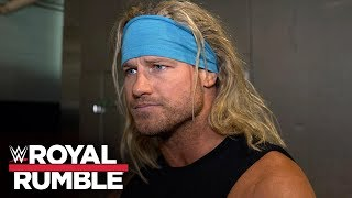 Dolph Ziggler breaks down Royal Rumble strategy: WWE Exclusive, Jan. 26, 2020