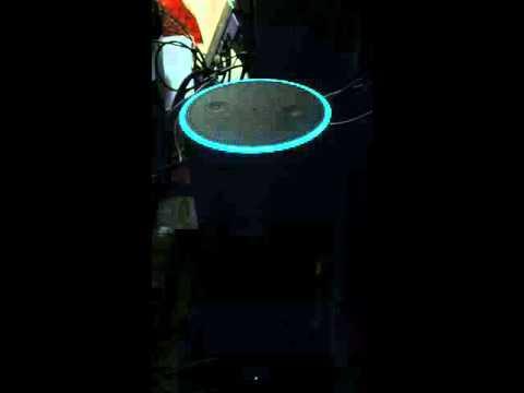 Amazon Echo Alexa tells me the situation