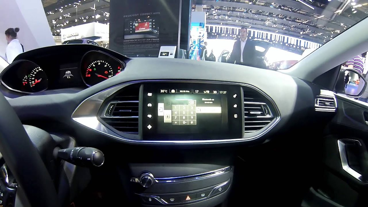 2013 Peugeot 308 Review Youtube
