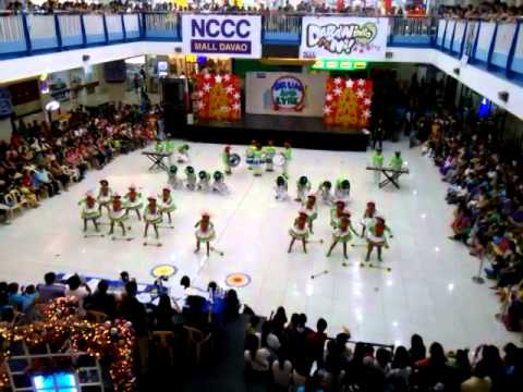 Champion Langub Elem. School, Davao City @ NCCC First Ever Drum and Lyre 2014