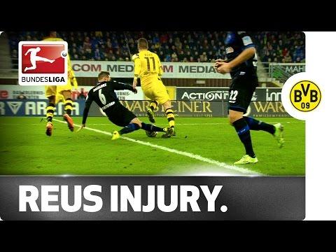 Dramatic Day for Goalscorer Marco Reus