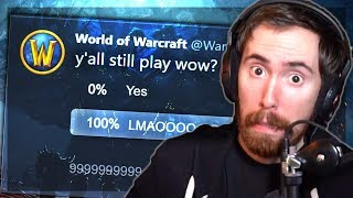 Did Asmongold Just Kill World of Warcraft?