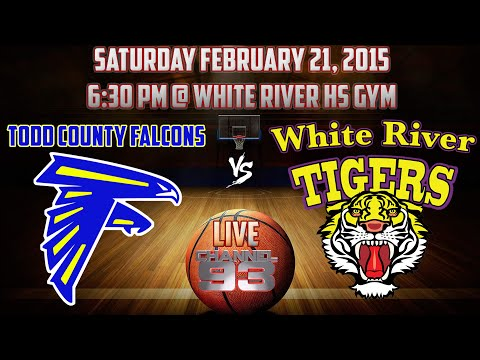 White River Tigers vs Todd County Falcons