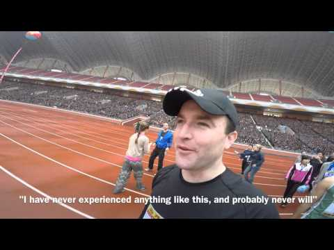 North Korea, Pyongyang Marathon 2016
