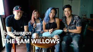 Download Lagu The Sam Willows on their new album, facing criticism and how they've grown as a band | Bandwagon Gratis STAFABAND