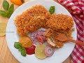 চিকেন কবিরাজি কাটলেট    Chicken Kavirazi or Kobiraji Cutlet    Chicken Cutlet Recipe  in Bangla