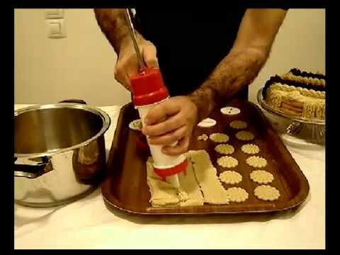 Как сделать кулинарный шприц домашних условиях