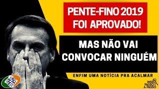😱BOA NOTÍCIA! Pente-Fino INSS  2019 foi aprovado mas NÃO DEVE CONVOCAR NINGUÉM por enquanto!!!