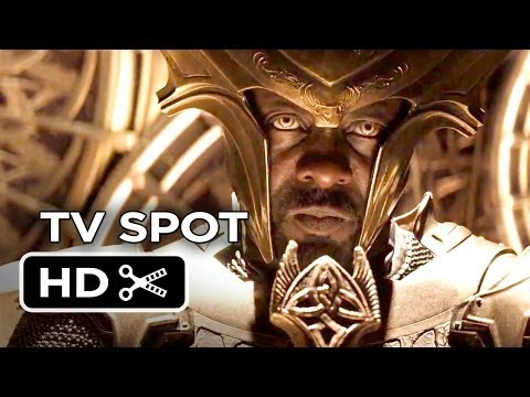 Thor: The Dark World TV SPOT - World Is Going Crazy (2013) - Marvel Movie HD