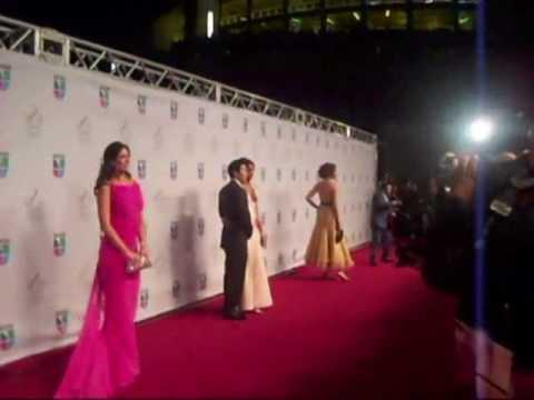 Premios Lo Nuestro 2010 ANA CAROLINA DA FONSECA Video