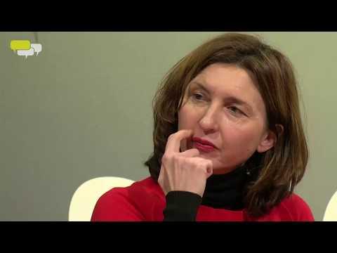 Science On - der Talk mit Cécile Schortmann am 6.12. in der Bundeskunsthalle Bonn