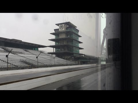 Indianapolis Motor Speedway - Bus Tour around the track (Grounds tour)