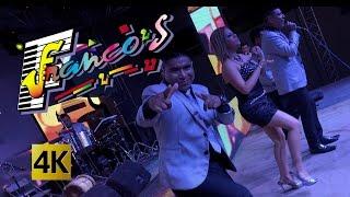 Los Francos - Franqueza Cumbiambera # 3 Duele El Corazón, Yo Quiero Chupar 4K
