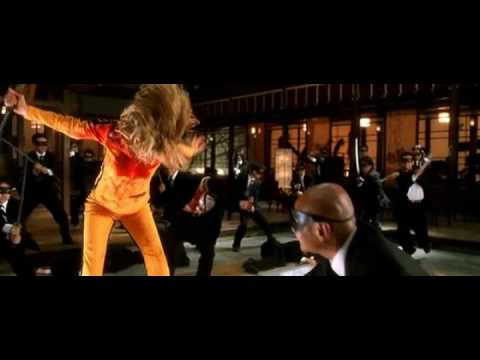 Kill Bill - The Bride VS. Gogo and The Crazy 88's