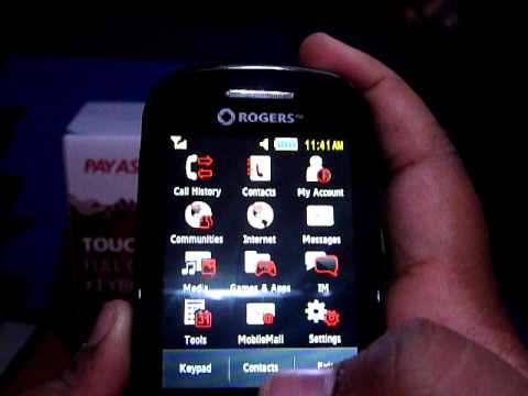 Samsung corby plus review