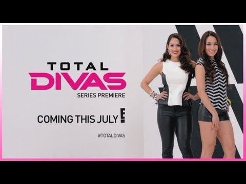 "Get up-close and personal with the WWE Divas with ""Total Divas"" coming this July on E!"