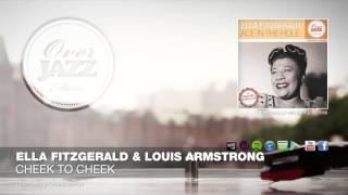 Ella Fitzgerald Louis Armstrong Cheek To Cheek 1956