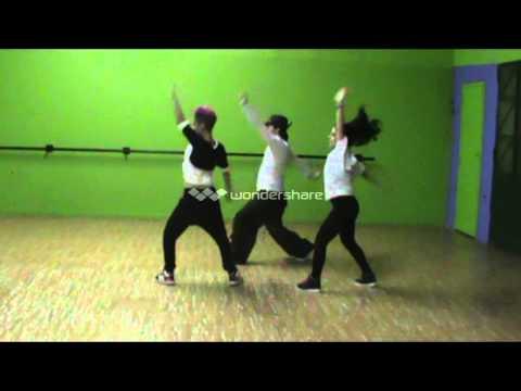 Coreografia Blue Zone video