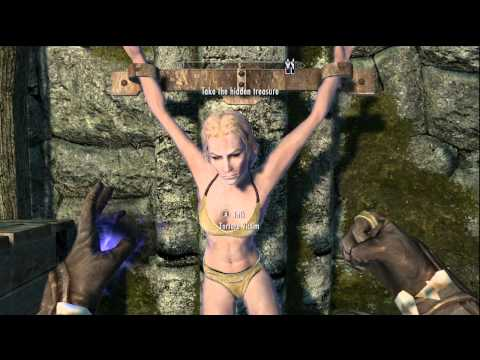 Skyrim Dark Brotherhood - Upgrade the Dawnstar Sanctuary
