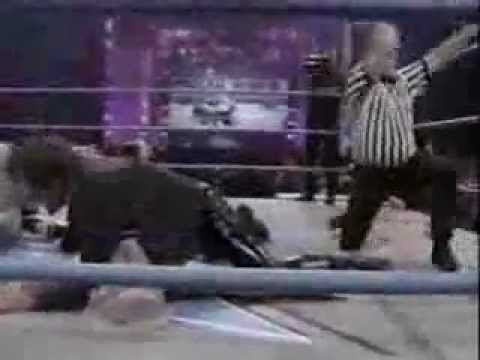 "WCW ""Thunder"": David Arquette Wins the WCW World Heavyweight Title"