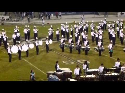 Dr. Phillips High School Drumline feature - Captain America