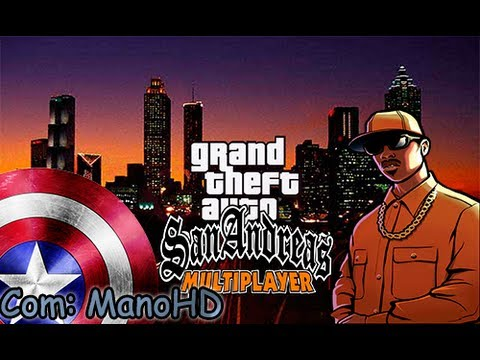 GTA San Andreas: Multiplayer Online