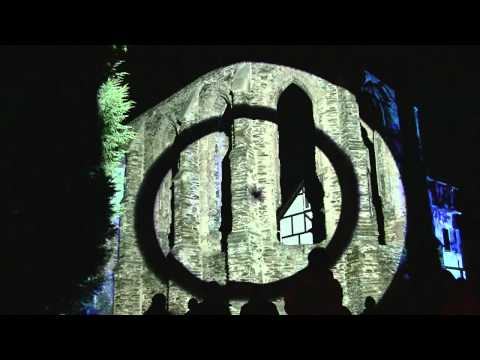LIQUID MEMORY - PHILIPP GEIST Outdoor - Video -- Installation Oberwesel (1/2)