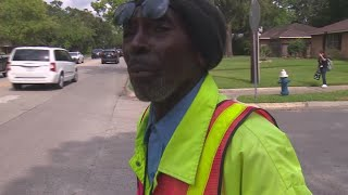 HISD adds crossing guard to Meyerland intersection after parents take matters into their own hands