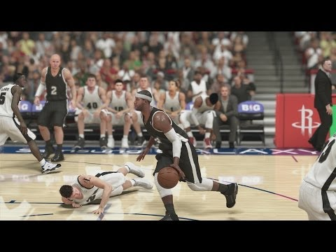 NBA 2K14 PS4 My Career Free Agency Drama