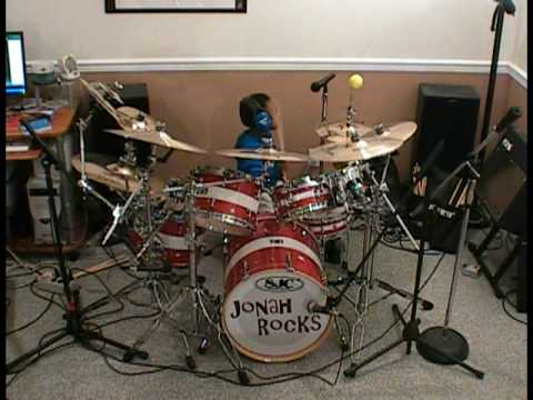 Colin James - Keep On Loving Me Baby, Jonah Rocks, 5 Year Old Drummer