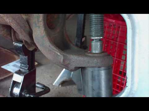 Jeep Cherokee Ball Joint Replacement part 1 - HD