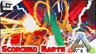 MODDED ARK: Scorched Earth - NEXUS DODOREX! E33 ( Ark Survival Evolved Gameplay )
