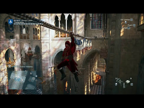 ► Assassin's Creed : Unity | #14 | Kooperace | CZ Lets Play / Gameplay [1080p] [PC]