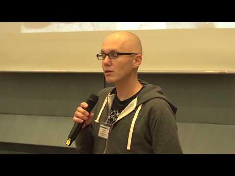 """OPEN! 2017 - Prof. Michael Zöllner: """"Designer sollten die Künstliche Intelligenz mitgestalten"""""""