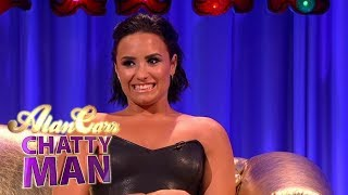 Download Lagu Demi Lovato - Full Interview on Alan Carr: Chatty Man Gratis STAFABAND