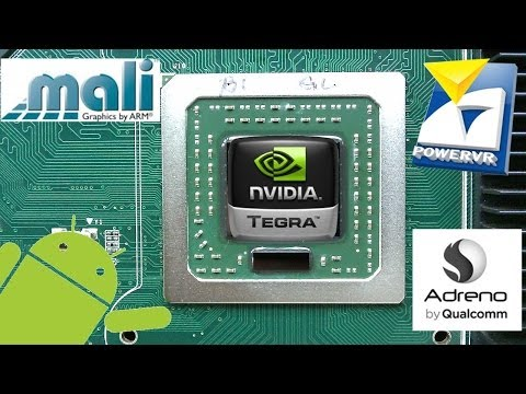 Como Saber el Procesador Grafico [GPU] de Tu Android│AndroideSV